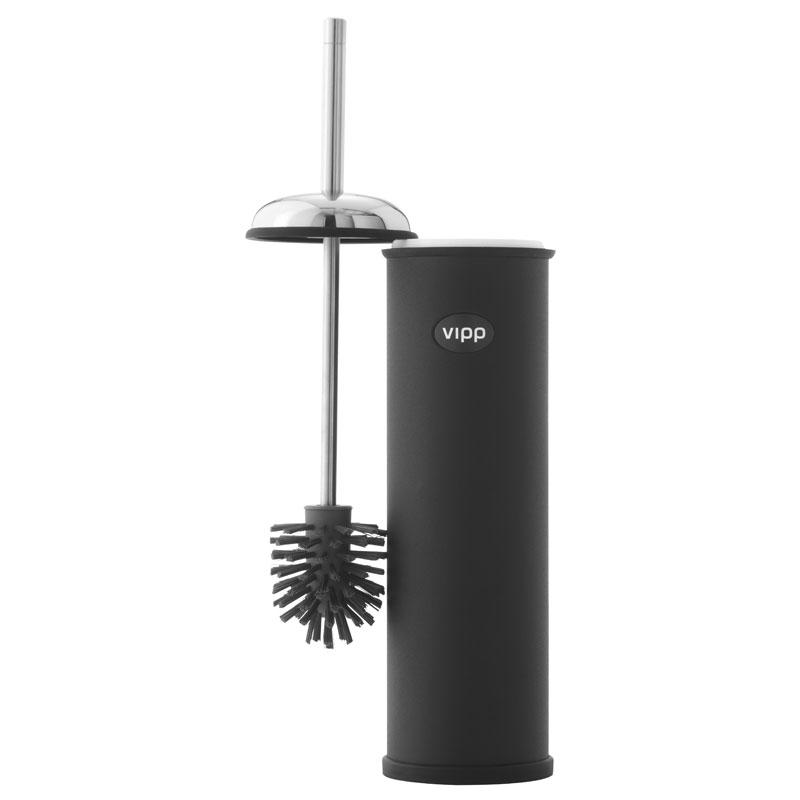 vipp toiletbørste stål