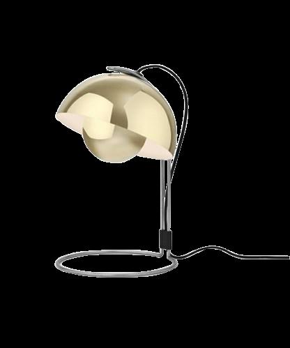 verner panton bordlampe flowerpot