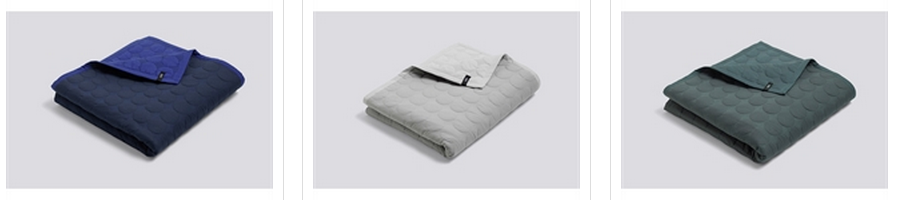 HAY sengetæppe - Mega Dot - Gode tilbud på nettet