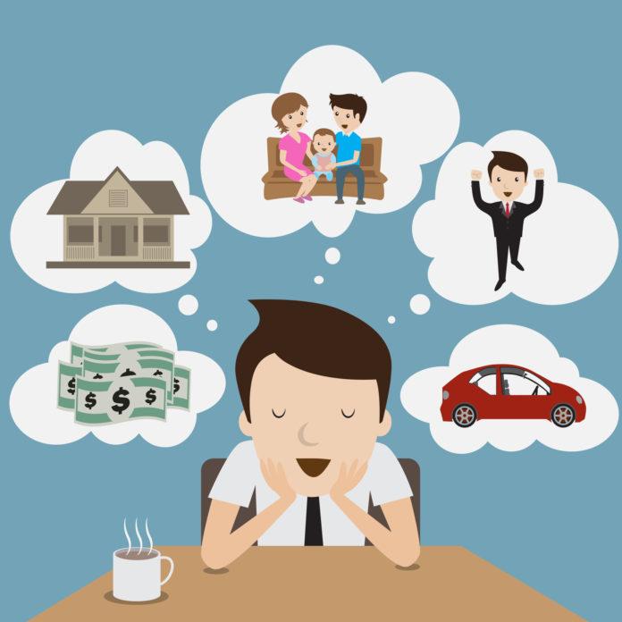 Drømme og økonomi