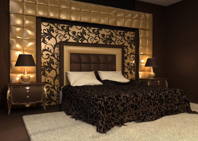 Romantisk soveværelse