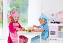 Børn og legemad