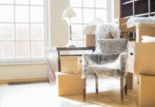 Opbevaring af møbler og diverse
